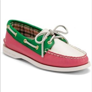 Sperry topsider a/o boat shoe. Women's size 8.5